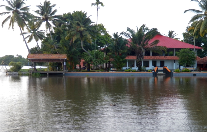 Green Palace Resort Alleppey