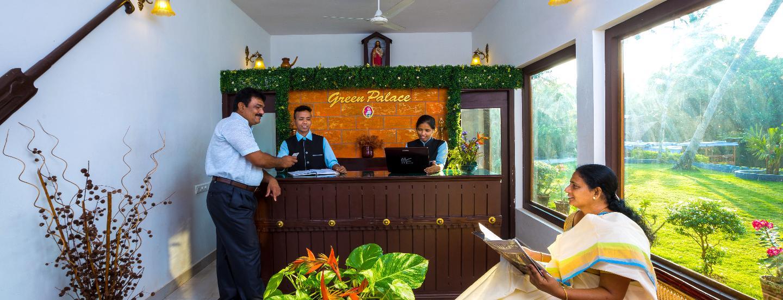 GreenPalace-Alappuzha-Reception